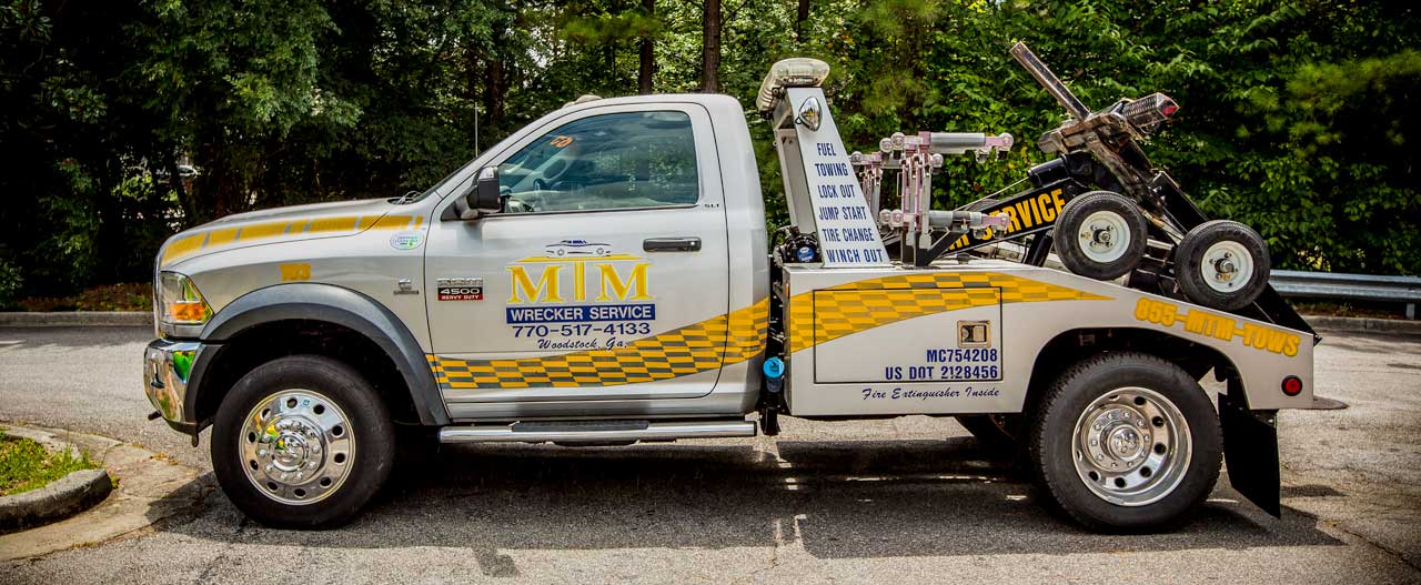 Towing Wrecker Services North Atlanta Marietta Kennesaw Woodstock roswell